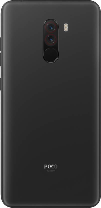 POCO F1 by Xiaomi  Graphite Black, 256  GB  8  GB RAM  POCO Mobiles