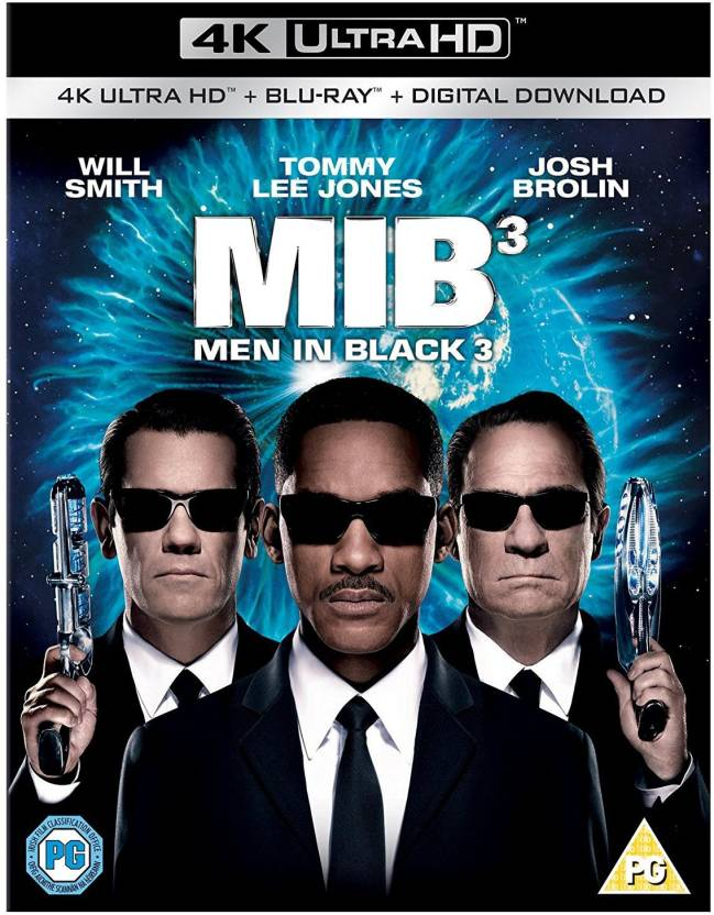 Men In Black 3 4k Uhd Blu Ray Digital Download 2 Disc Set Slipcase Packaging Region Free Fully Packaged Import 4kuhd Blu Ray English