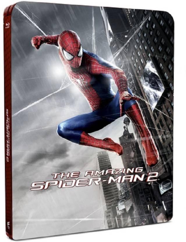 The Amazing Spider-Man 2 (Limited Edition Steelbook) (Blu