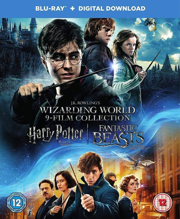 harry potter hd movies free download