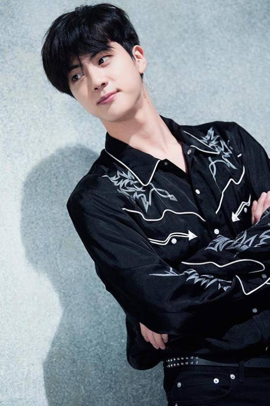 2486354393792 BTS FAKE LOVE JIN Photographic Paper - Music posters in India - Buy ...