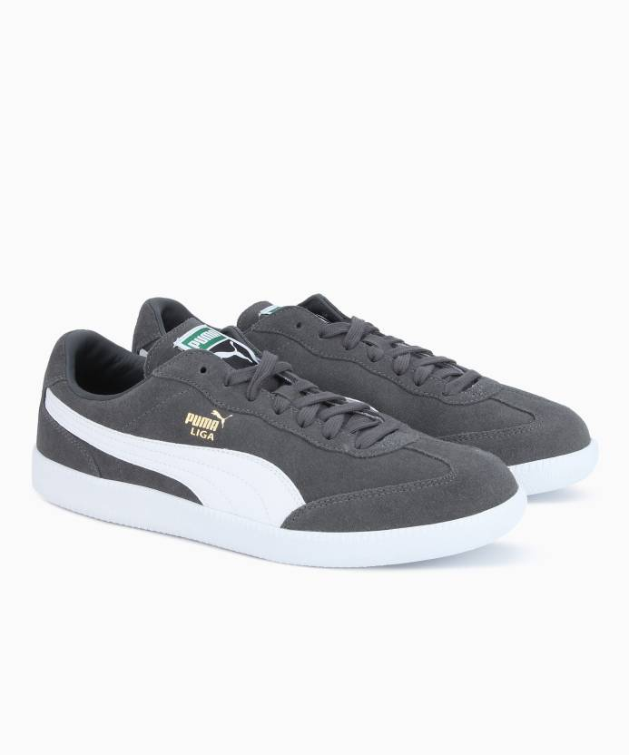 Puma Liga Suede Sneakers For Men - Buy Puma Liga Suede Sneakers For ... dcc1365c5