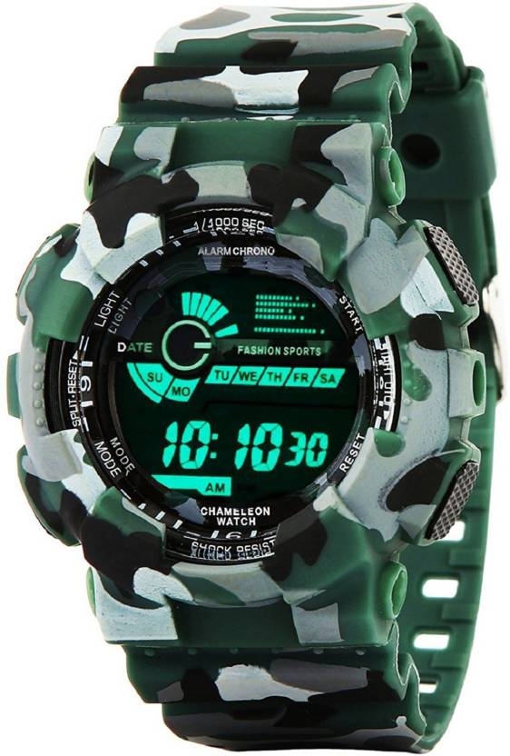 fbcbd5377 Xotak Army Digital Fashion Blue Color Sports Watch For Boys And Mens Watch  - For Men & Women - Buy Xotak Army Digital Fashion Blue Color Sports Watch  For ...