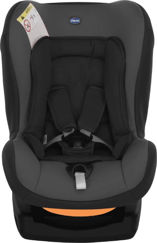Chicco COSMOS BABY CAR SEAT BLACK NIGHT Rearward Forward Facing Car Seat