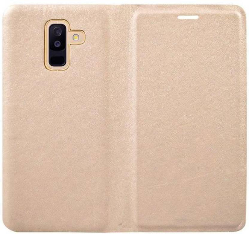 the best attitude da6af 45b25 Coverage Flip Cover for Samsung Galaxy A6+ (2018), Samsung Galaxy A6 ...