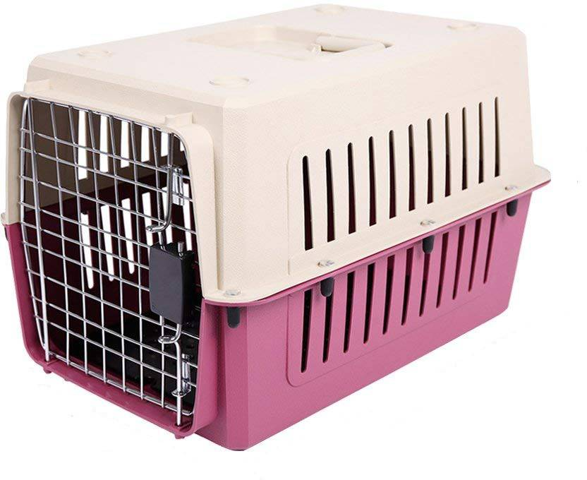 Urbancart Portable Outdoor Pet Crate Cage Travel Kennel For