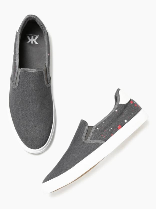 c65028ff631a Kook N Keech Slip On Sneakers For Men - Buy Kook N Keech Slip On ...
