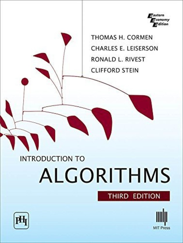 Introduction to algorithms second edition array introduction to algorithms 3rd edition buy introduction to rh flipkart com solutioingenieria Image collections