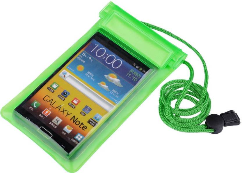 reputable site 8626d 3ae39 Fleejost Pouch for Travel Swimming Waterproof Mobile Phone Bags Dry ...