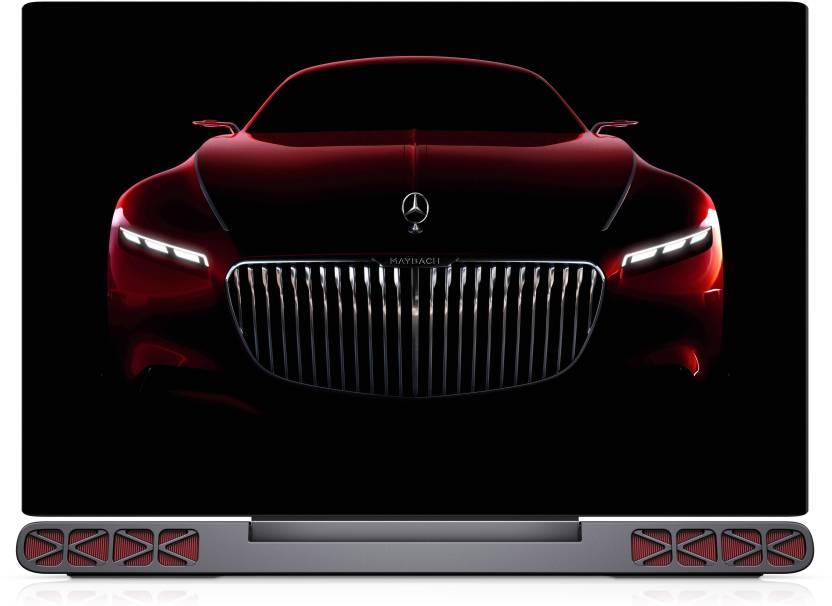 Ramiya Mercedes Maybach 6 3m Avery Vinyl Finish Glossy Laptop