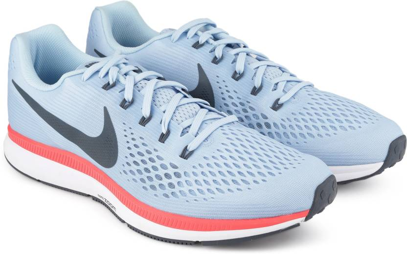 dfbac2b7826fe Nike AIR ZOOM PEGASUS 34 Running Shoes For Men - Buy I BLUE BLUEFO ...