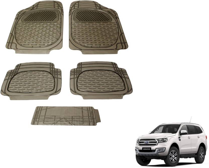 Autyle PVC Standard Mat For Ford Endeavour Price in India