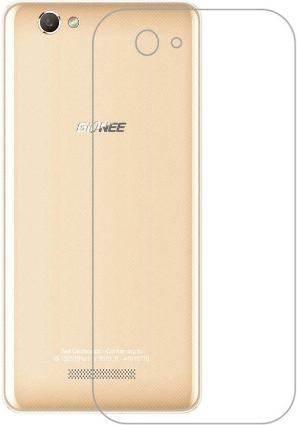 cheap for discount 94b0c 54165 Stromax Back Cover for Gionee S6 - Stromax : Flipkart.com