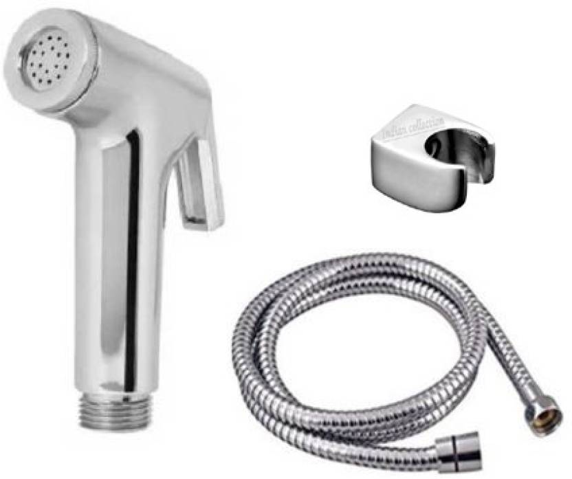 Salonica Health Faucets Bidet Jet Spray With 1 Meter Flexible Shower