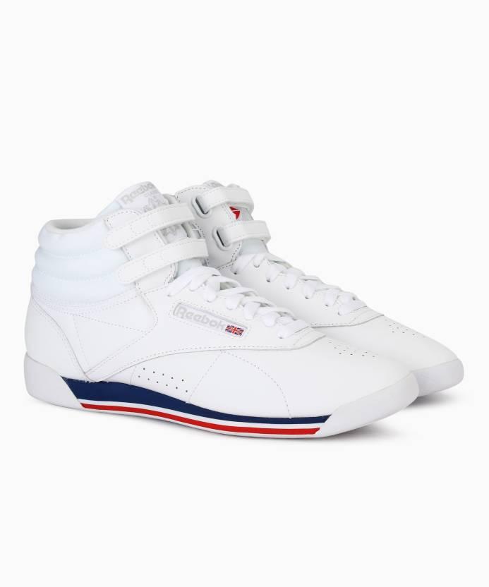 e5a97e388d7b6 REEBOK CLASSICS F S HI Training   Gym Shoes For Women - Buy WHITE ...