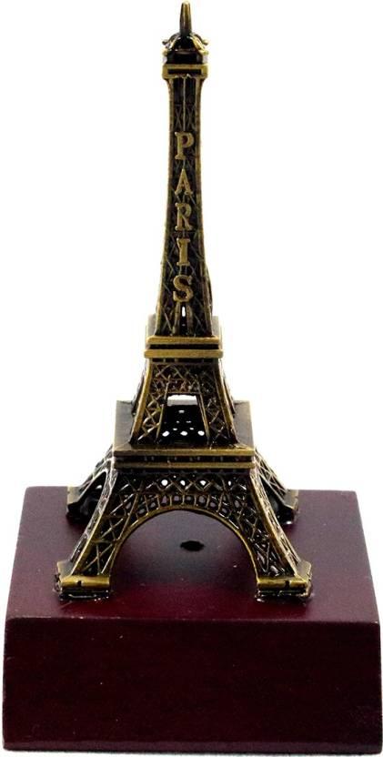 a0b111b03ffe Stealodeal Monument Small Eiffel Tower Decorative Showpiece - 10 cm