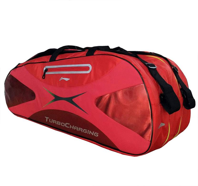 7bd5b6a1ff6 Li-Ning 9 IN 1 Badminton Kit bag - ABDC006 Kit Bag - Buy Li-Ning 9 ...