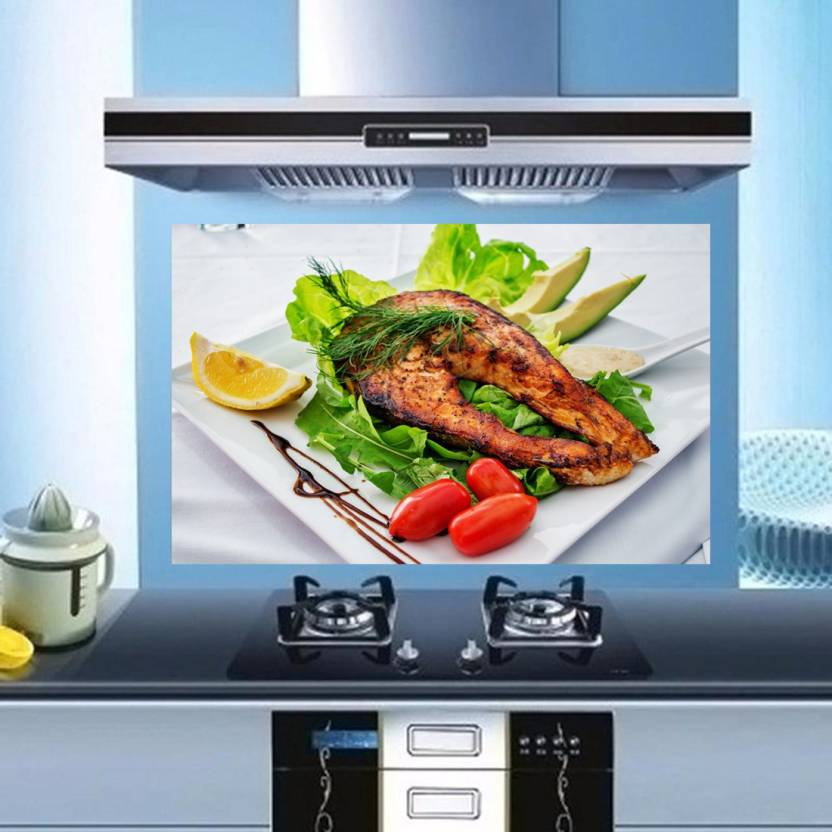 Total Home Medium Avocado Cooked Delicious Wallpaper Kitchen Wall