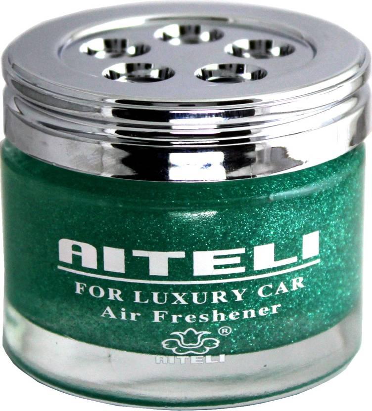 super popular a21c2 c3d4d Aiteli GLARE - Car Perfume Gel Based - Car Air freshener for Luxury Car -  Fragrance   Color  Orange Green Gel, Diffuser (55 g)