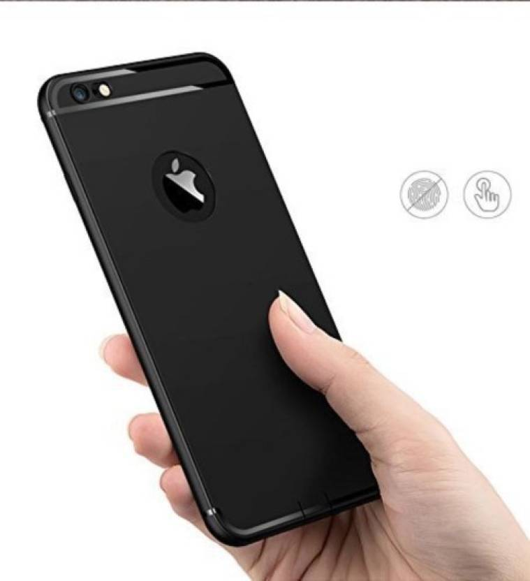 cheap for discount 00fa9 34d4d AM7 Back Cover for Soft Silicon Logo Cut Back Cover Case for Iphone ...