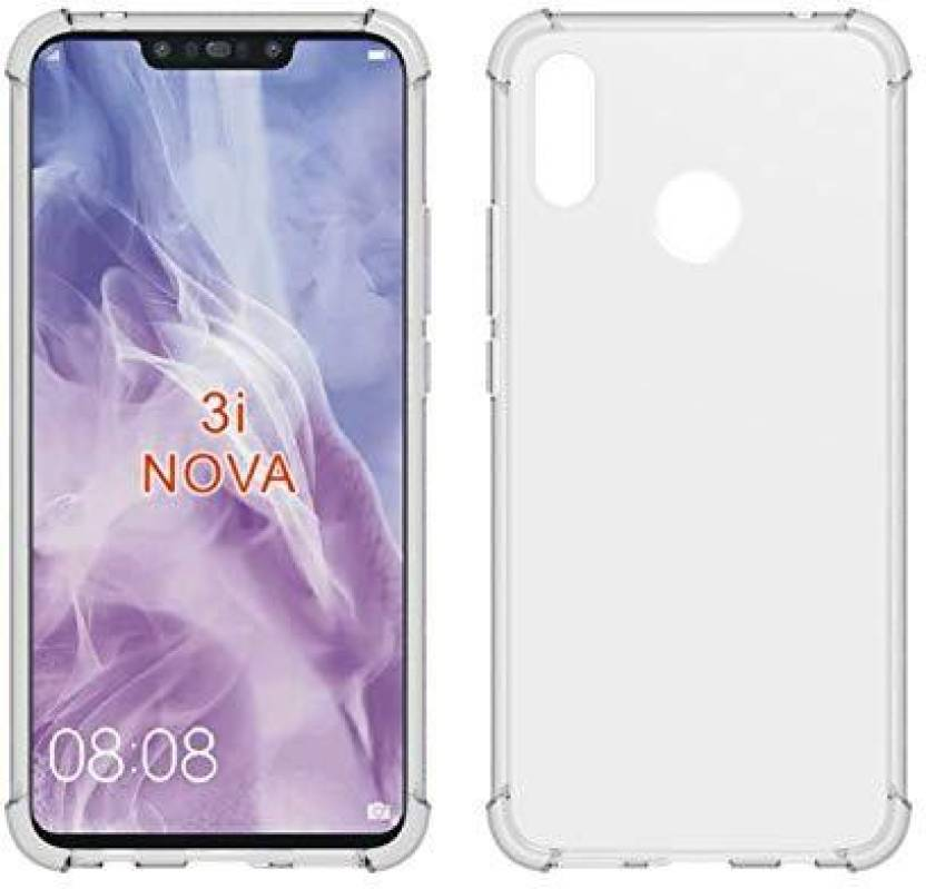 Trendycart Bumper Case for Huawei Nova 3i Flexible