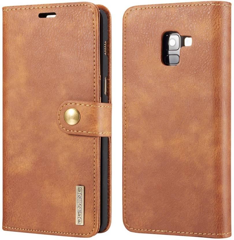 cheap for discount 418c1 bb814 Dg Ming Wallet Case Cover for Samsung Galaxy A8 Plus Galaxy A8+ - Dg ...