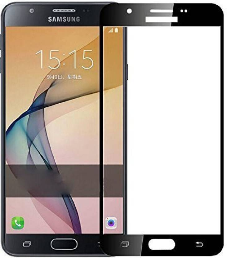 Novo Style Tempered Glass Guard for Samsung Galaxy J7 Prime 5D Touch