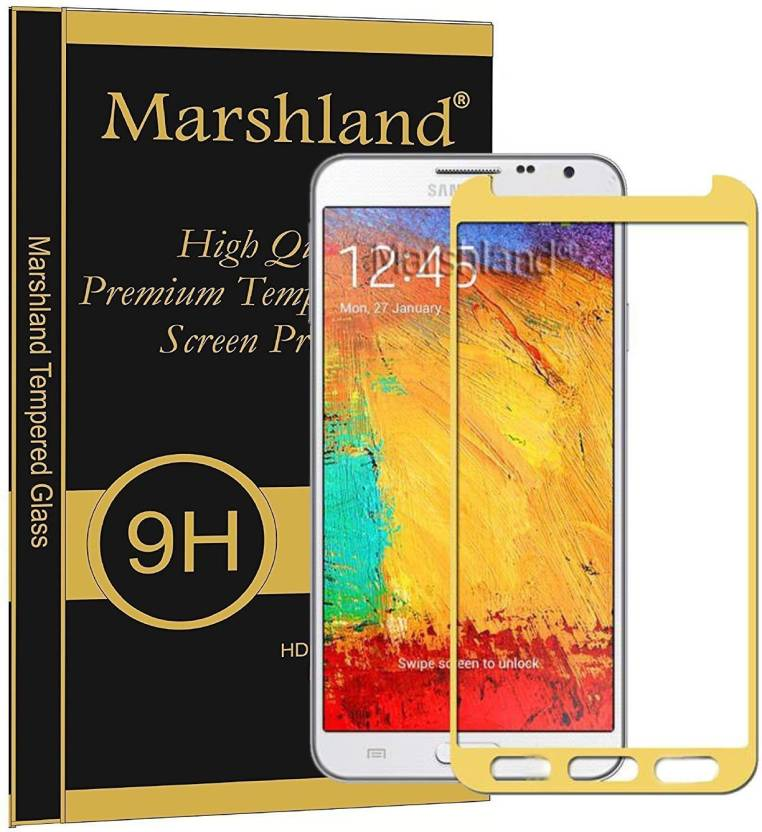94e5f8eece9 Marshland Tempered Glass Guard for Samsung Galaxy Note 3 Neo (Pack of 1)