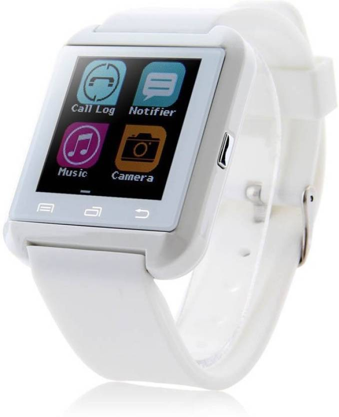 Estar XIOMI U8 White Watch Bluetooth Smart Wrist Watch Phone