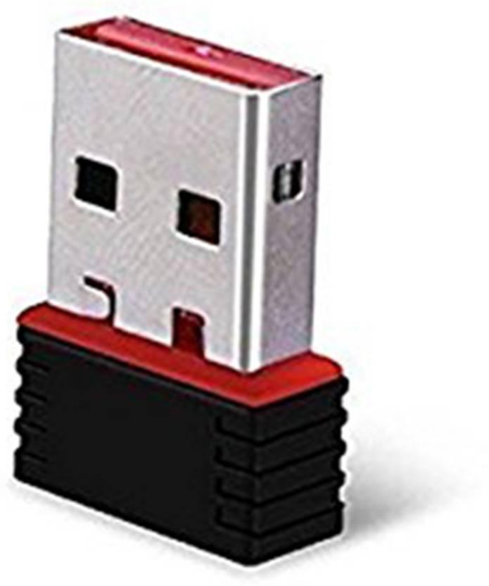 SEGGO 5DBI USB Wireless WiFi Adapter Dongle Network LAN Card