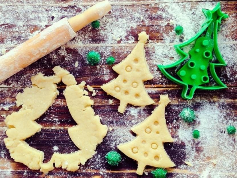 3d print shoppy Christmas Tree Cookie Cutter Food Grade Plastic