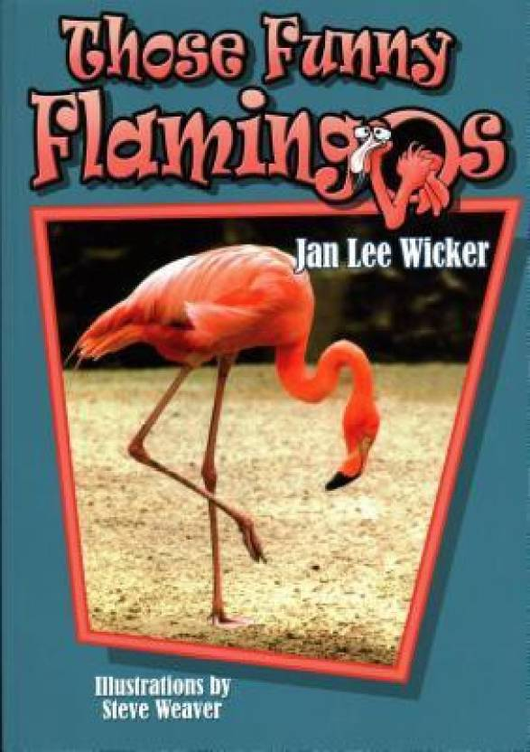Those Funny Flamingos: Buy Those Funny Flamingos by Jan Lee