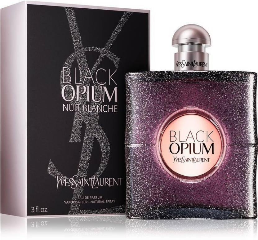 Yves Saint Laurent Perfumes Black Opium Eau de Toilette - 100 ml (For Men) 20b32edb6d