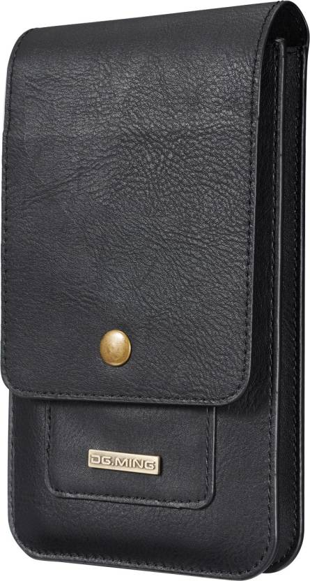 uk availability cbb61 79c72 Dg Ming Pouch for Universal Genuine Leather Holster Belt Clip Cases ...