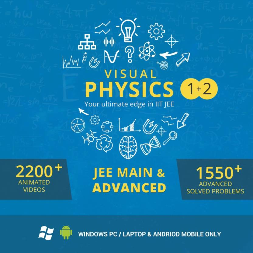 Nlytn Visual Physics 1 + 2 - IIT JEE Video Lecture course