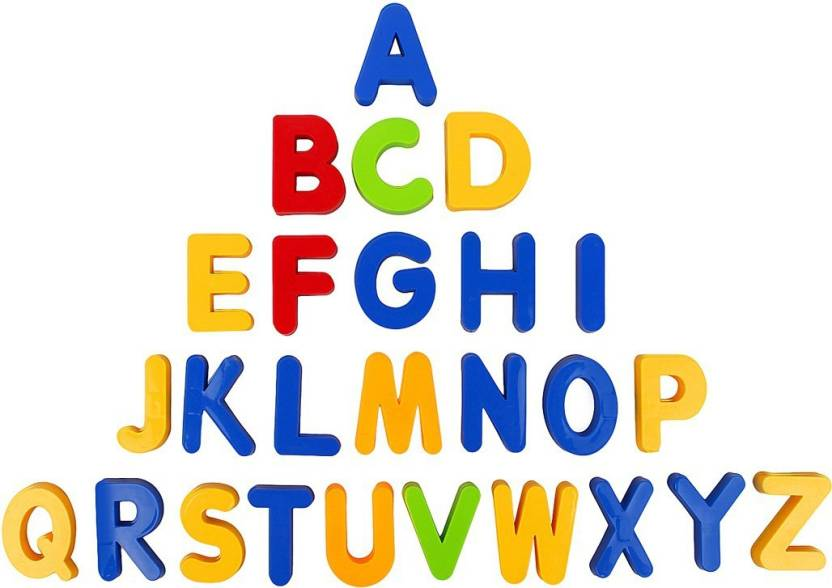 styles creation magnetic alphabet letters learning education toy