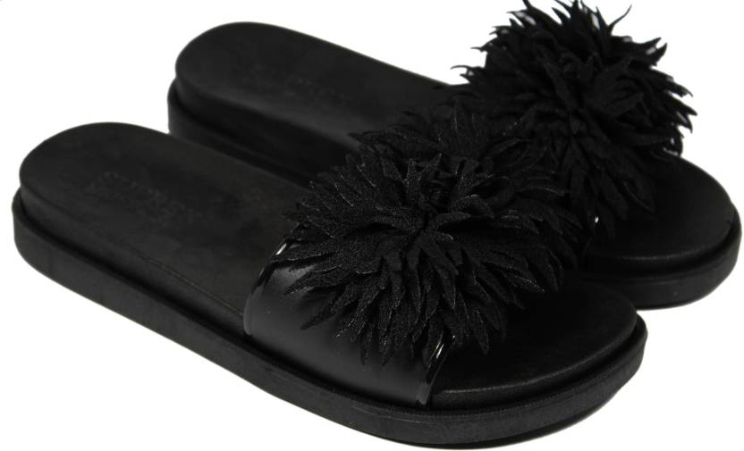 49fbb7df0ab Crostail Stylish Slippers for girls and women Slides - Buy Crostail Stylish  Slippers for girls and women Slides Online at Best Price - Shop Online for  ...