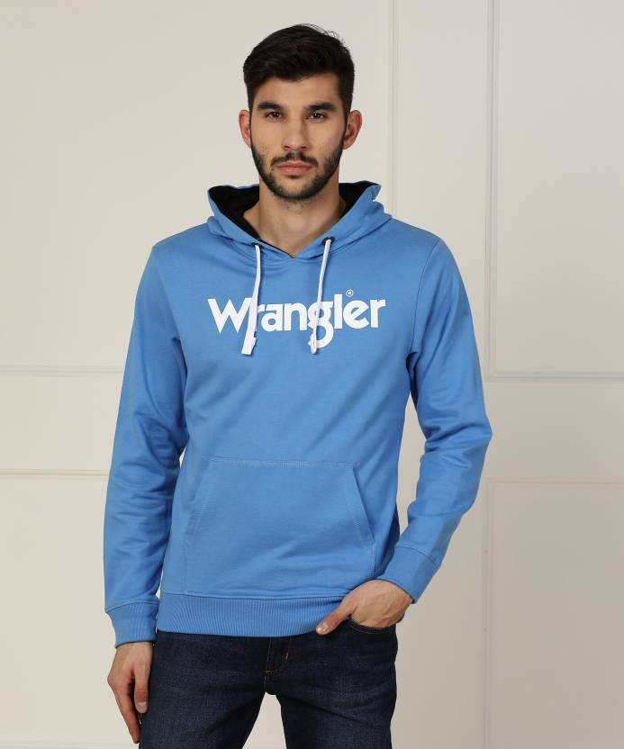 2ec4b2140 Wrangler Full Sleeve Solid Men's Sweatshirt - Buy Wrangler Full ...