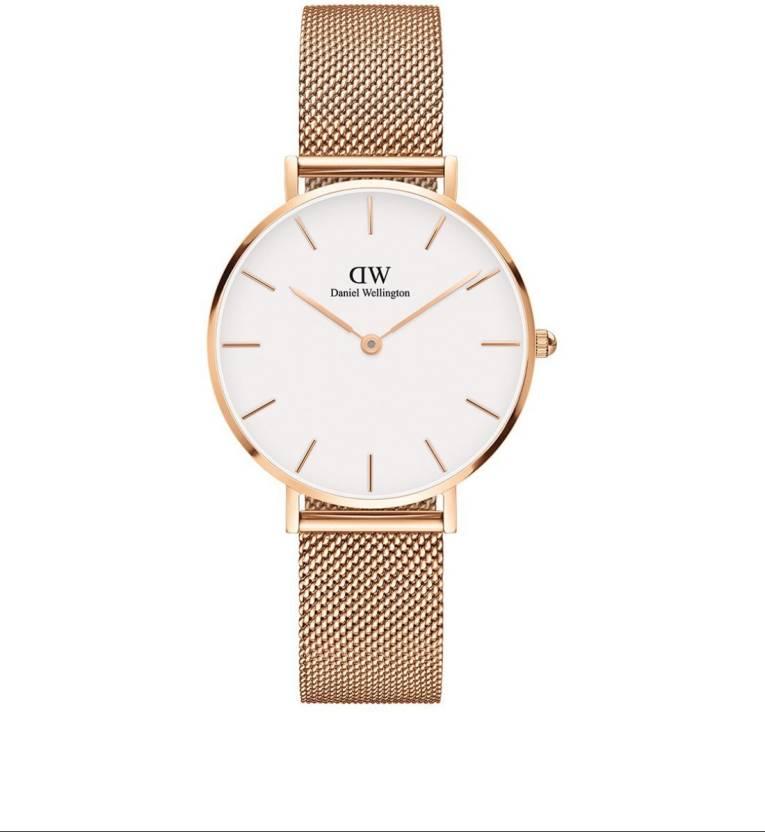 Daniel Wellington DW00100163 Classic Petite Watch - For Women - Buy Daniel  Wellington DW00100163 Classic Petite Watch - For Women DW00100163 Online at  Best ... 446c3b44b0d