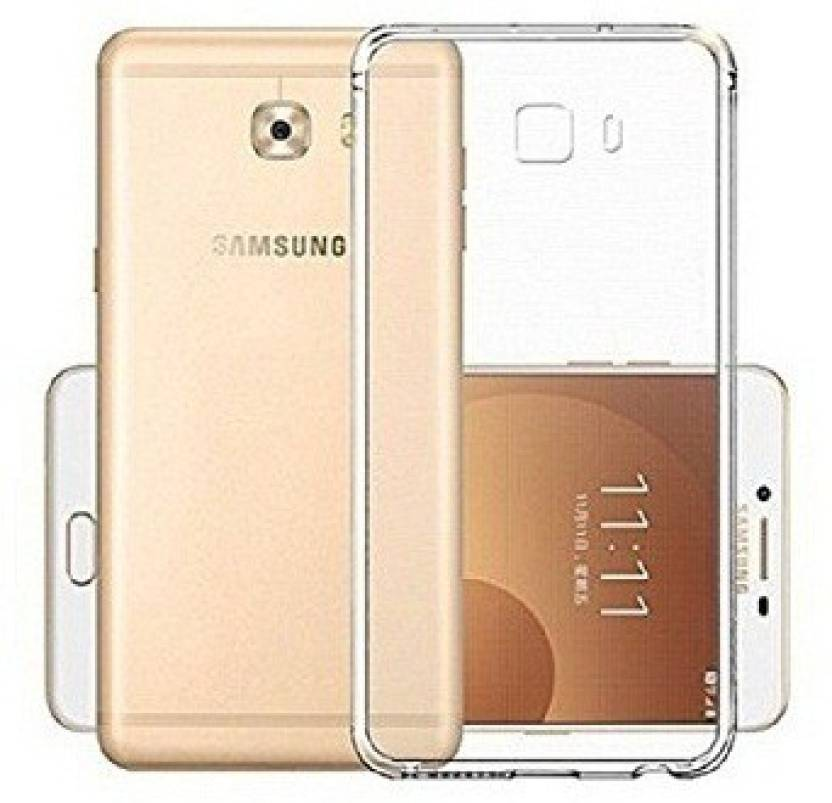 Power Back Cover for Samsung Galaxy A9 Pro Transparent