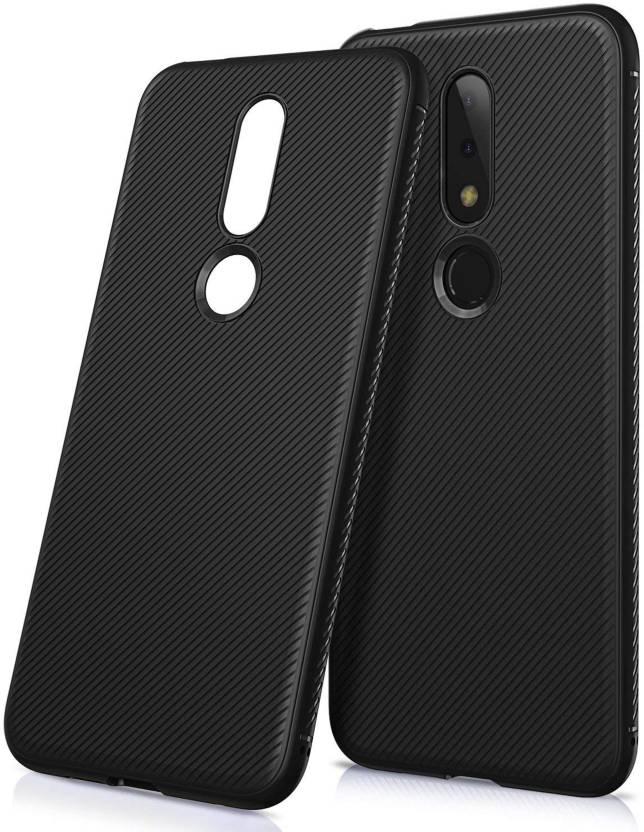 on sale e8c8e 68b58 Tommcase Back Cover for Nokia 6.1 Plus