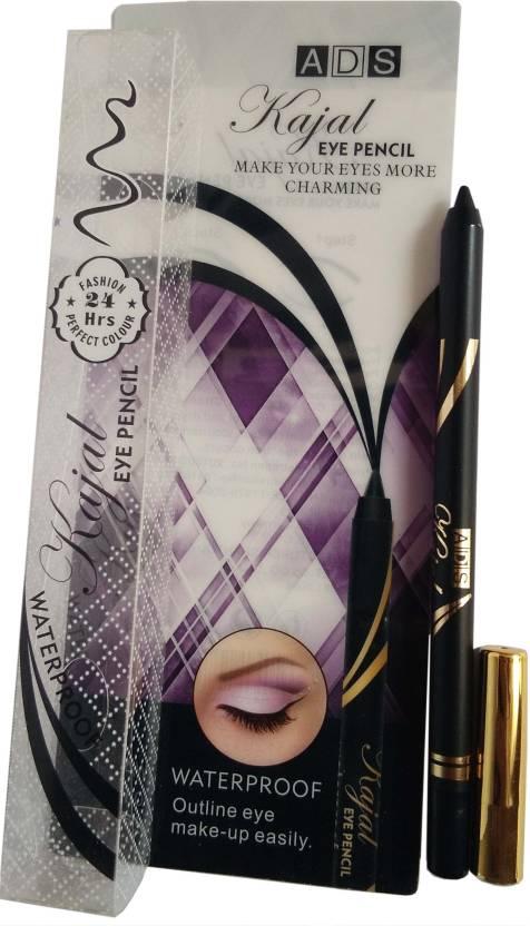 ADS Eye Pencil Black 0 6 g - Price in India, Buy ADS Eye