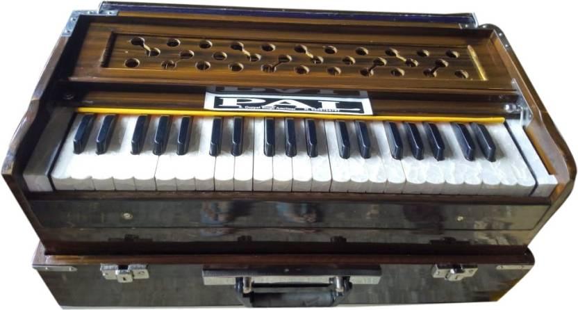 pal music house Box Type 3 1/2 Harmonium Folding No Octave