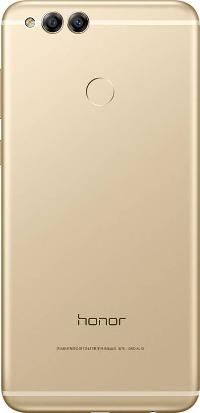 Honor 7X (Gold, 64 GB)(4 GB RAM)