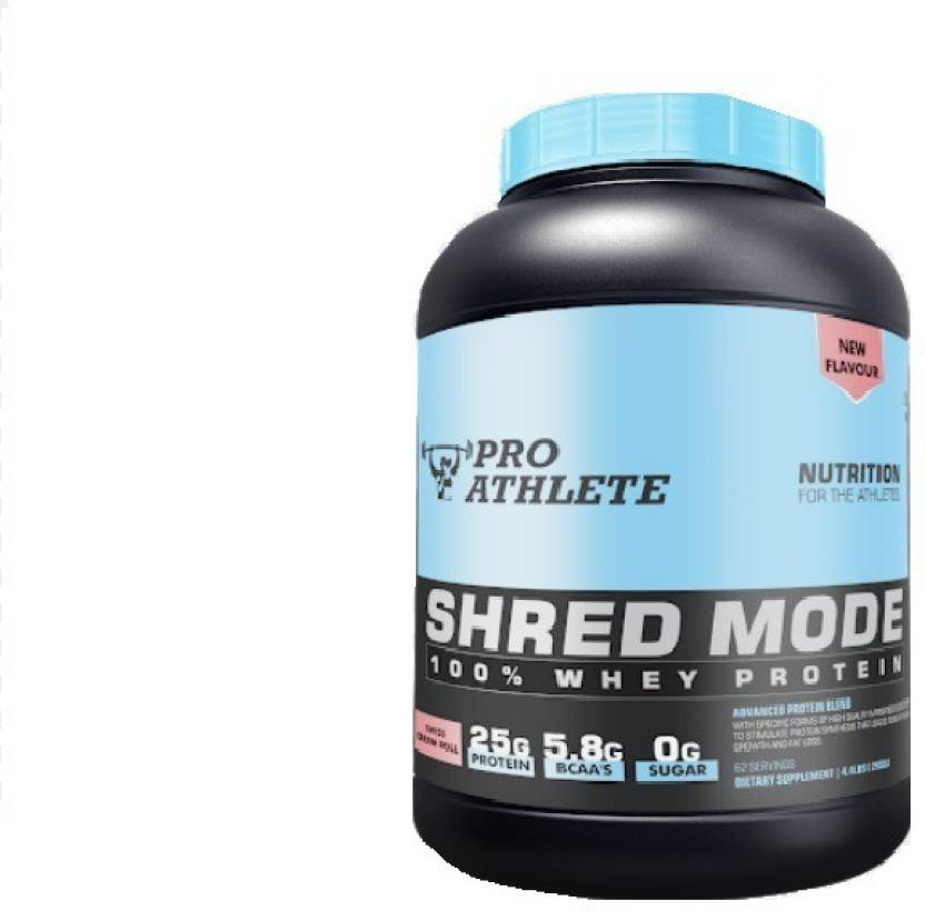 Proathlete Shred Mode Whey Protein Price in India - Buy