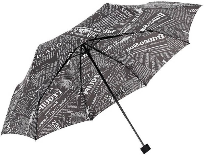 1e16b640fe3c Kraptick Travel Newspaper Umbrella - 60 MPH Windproof Lightweight ...