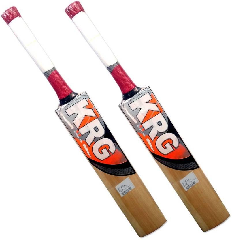1b322c511 KRG SPORTS Senior Kashmir Willow Cricket Bat - Buy KRG SPORTS Senior ...