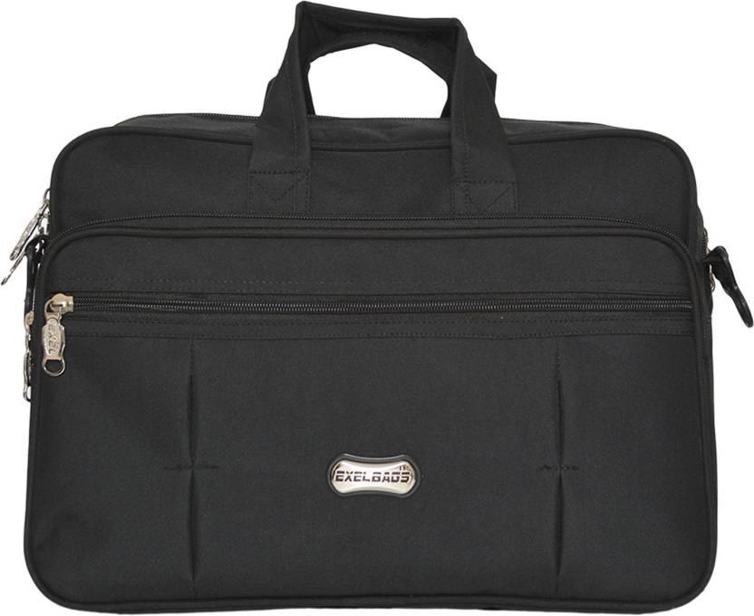 Exel Bags Rose003 Medium Briefcase - For Men
