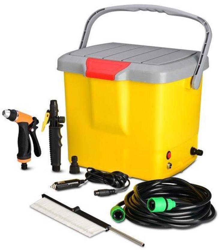Fiiasa Portable Mini High Pressure Car Washing Machine Car Washer