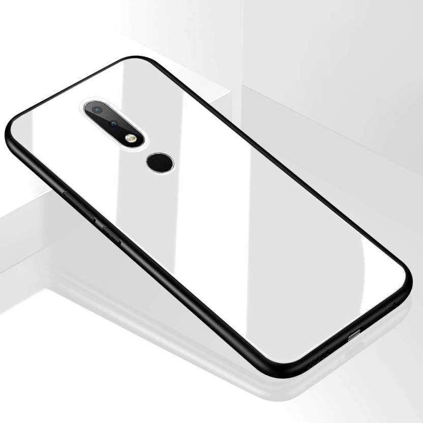 new styles e713d 557b7 TheGiftKart Back Cover for Nokia 6.1 Plus